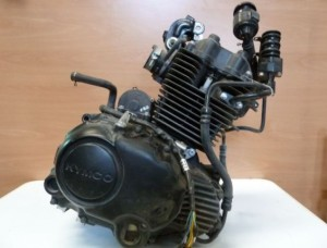MOTOR Kymco QUANON 125 COMPLETO, 23000 KMS