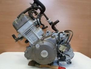 Motor Honda CBR 125F