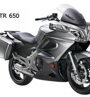 TR 650 CC