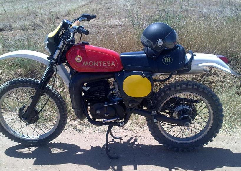 MONTESA ENDURO 360 H6 Bultaco Frontera 370 mk11