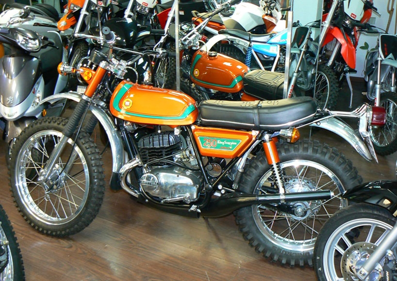 MONTESA KING SCORPION 250