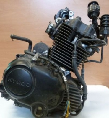MOTOR Kymco QUANON 125 COMPLETO, 23000 KMS