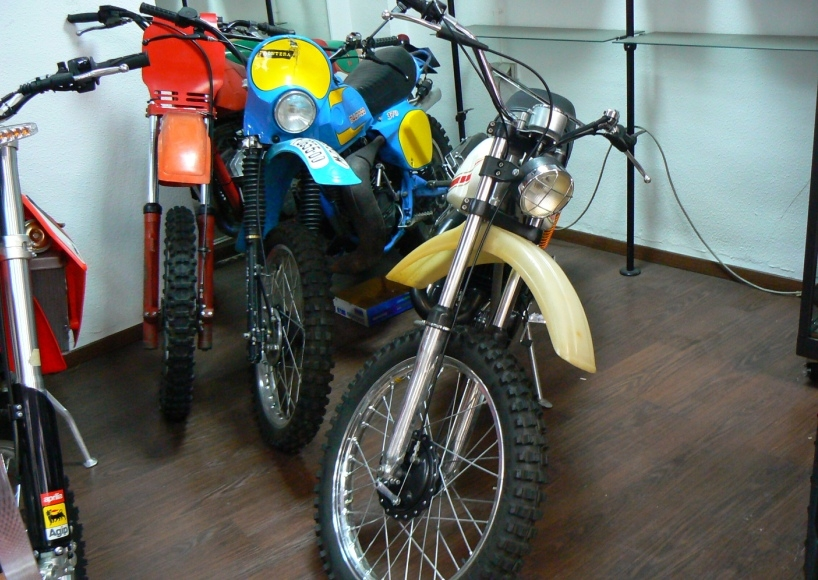 motos antiguas para restaurar