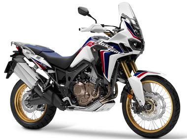 Honda – Africa Twin (Próximamente)