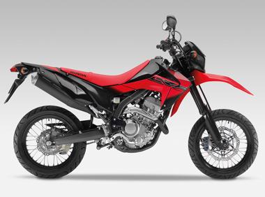 Honda – CRF250M
